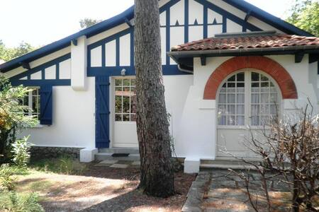 Villa basque de charme proche plage - La Teste-de-Buch