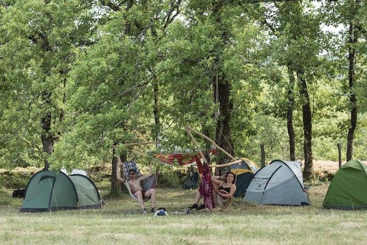 Le Camping Nature Caracole