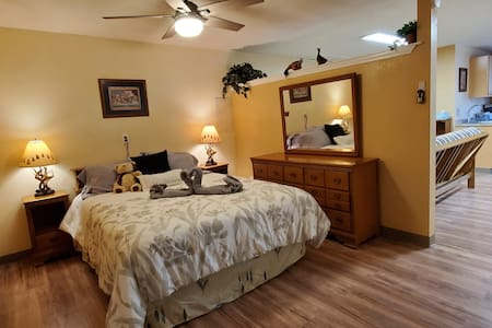 Apt. Sleeps 4 Near Silverwood & Priest Lake