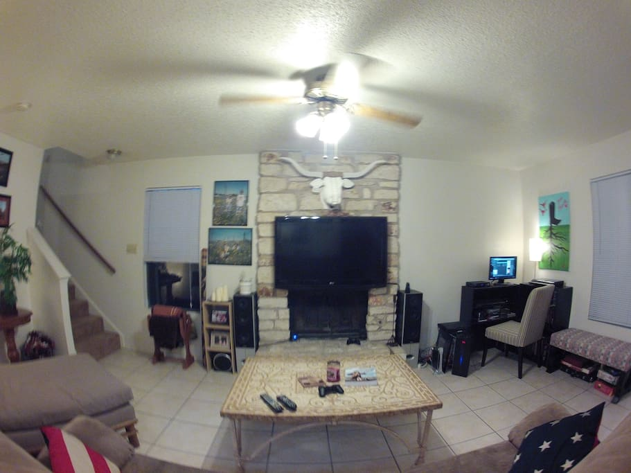 Sxsw Duplex Minutes To Downtown Houses For Rent In Austin Texas United States