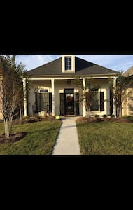 Charming new home near LSU In BR - Baton Rouge - Talo
