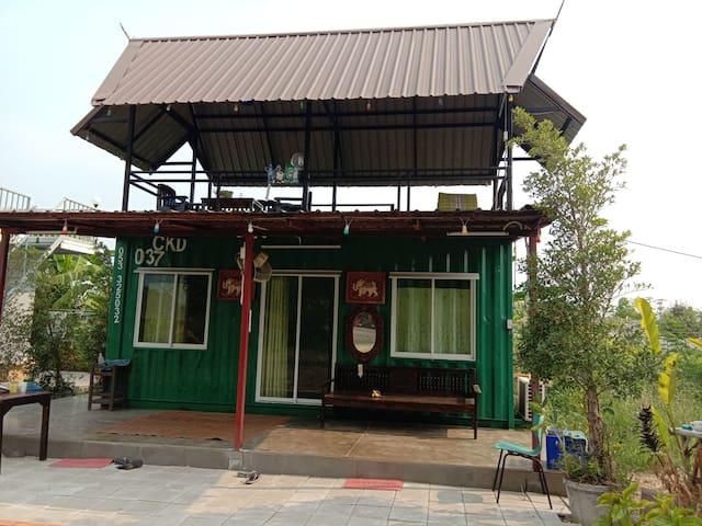 Chomthoong1(ชมทุ่ง1)  Questhouse Chiangmai