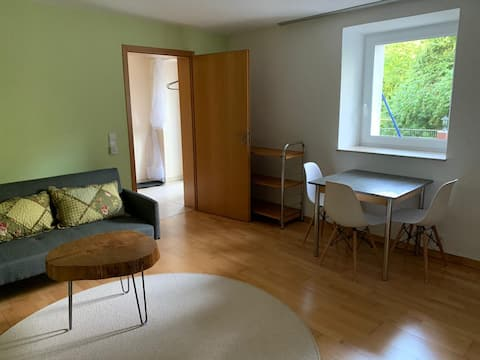 2Zi-Wohnung am Waldrand