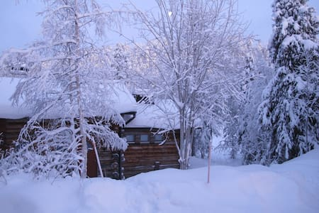 Winter wonderland - Cabin at Ruka - Kuusamo - Chalé
