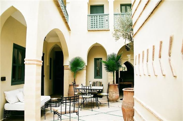 Dar el Hana maison d'hôtes à Taroudant
