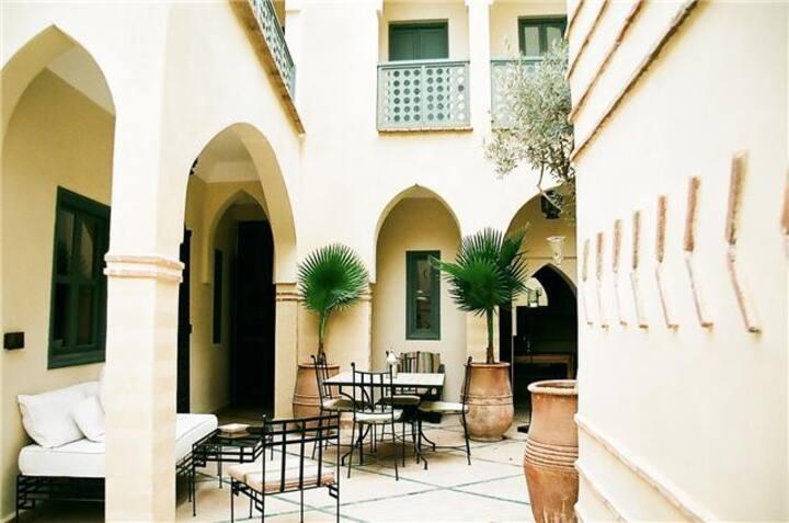 Dar el Hana Chambres d'hôtes à Taroudant