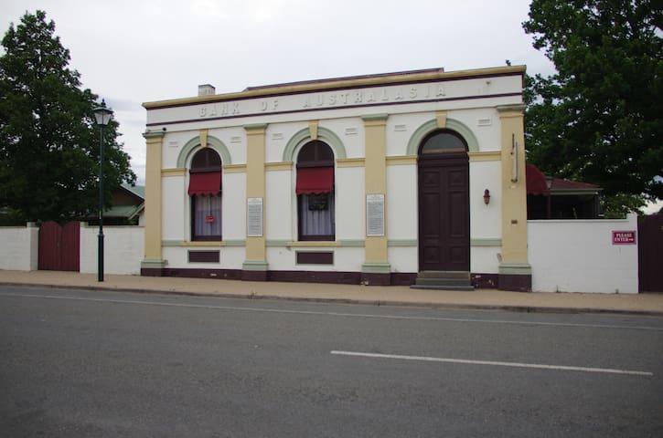 The Old Chiltern Bank B&B