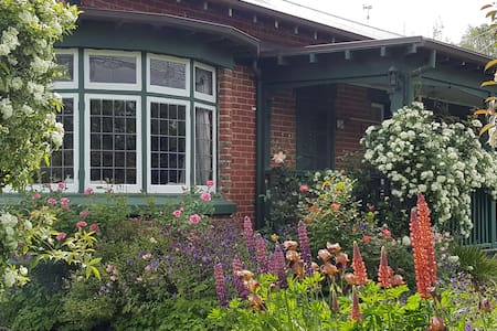 Lauderburn House - Kahu Room - Lauder - Bed & Breakfast