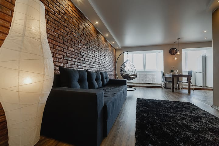 "Апартаменты-студио от ""Orhideya Apartment"""