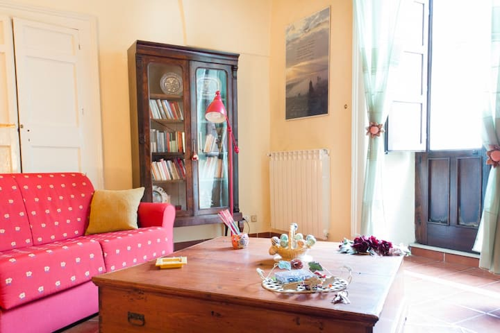 A lovely apartment in...Sicily - Caltagirone - Apartment