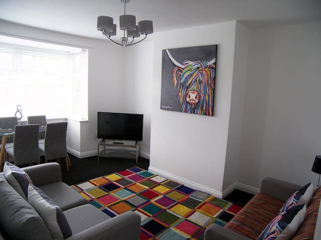 Stylish Teesside Apartments (Billingham)