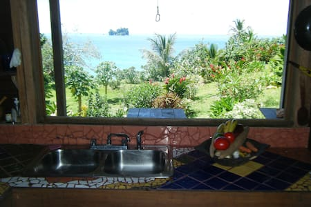 Beautiful, Secluded Home to Relax and Revive - Bocas Del Toro - Blockhütte