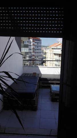 Rooftop ap. with amazing terrace - Linda-a-Velha - Wohnung