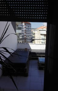 Rooftop ap. with amazing terrace - Linda-a-Velha - Apartment - 0