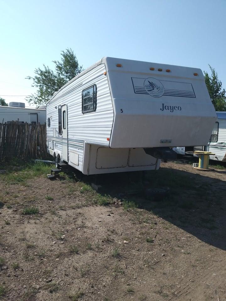 Blue Jay trailer. A good deal.