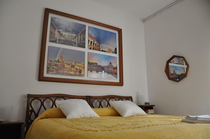 """Domus Celestina, il tuo """"nido"""" a Roma Eur - Rzym - Apartament"""