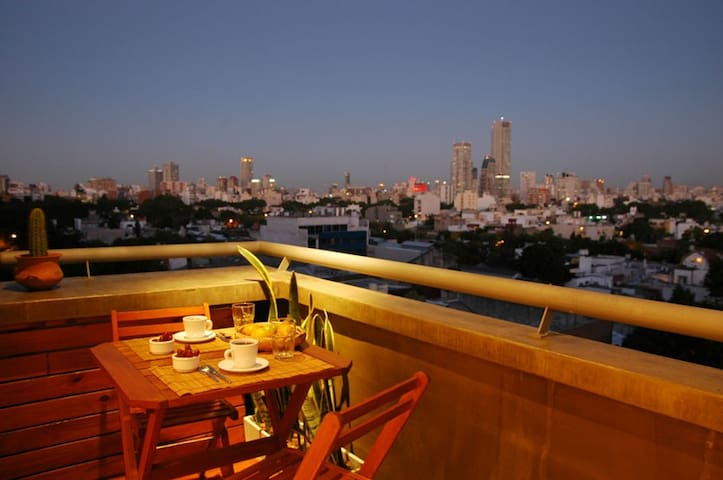 PENT HOUSE  ***** Palermo Hollywood - Buenos Aires - Apartamento