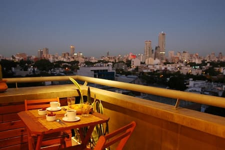PENT HOUSE  ***** Palermo Hollywood - 布宜诺斯艾利斯 - 公寓