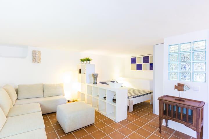 Recogido estudio junto a la playa - Menorca - Apartment