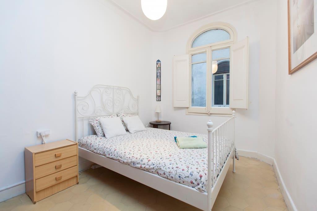 Relaxing double room+Studio in Born