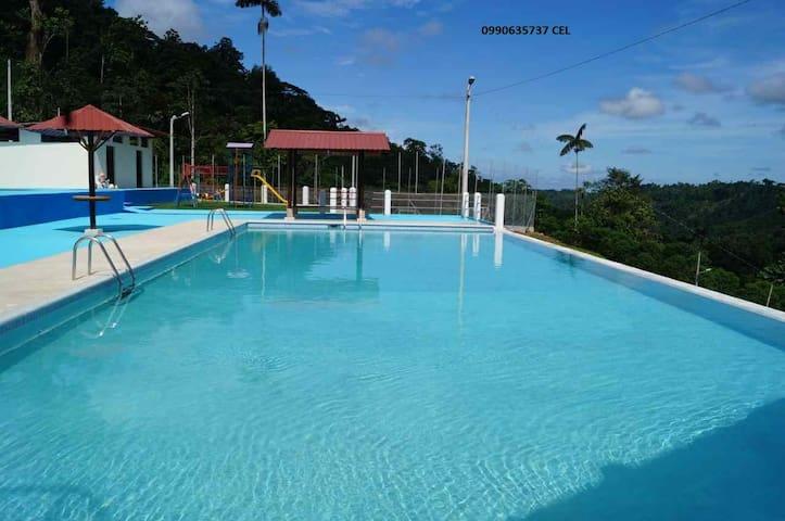 Casa Quinta Cascada Azul