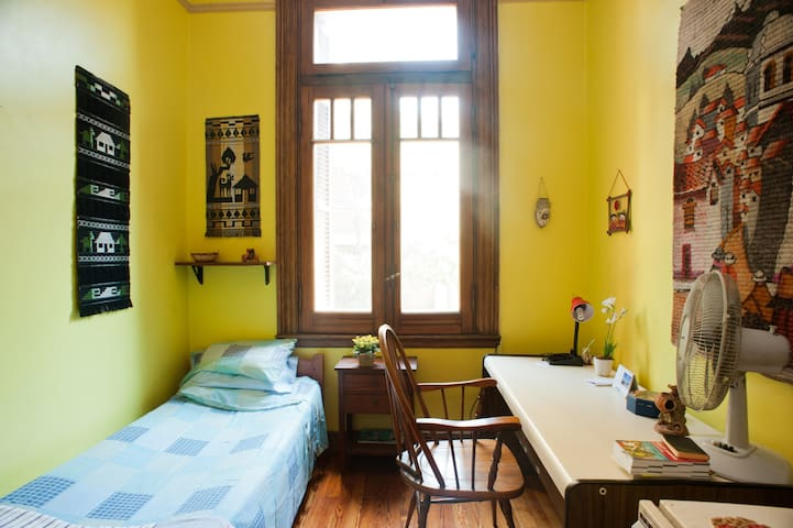 Nice room in a safe neighborhood - Buenos Aires - Outro