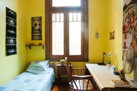 Nice room in a safe neighborhood - Buenos Aires
