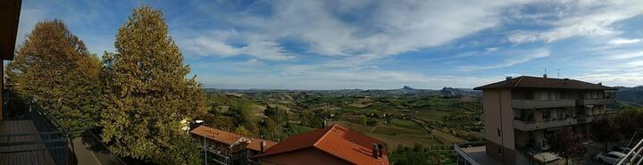 Appartamento sulle colline - Borghi FC