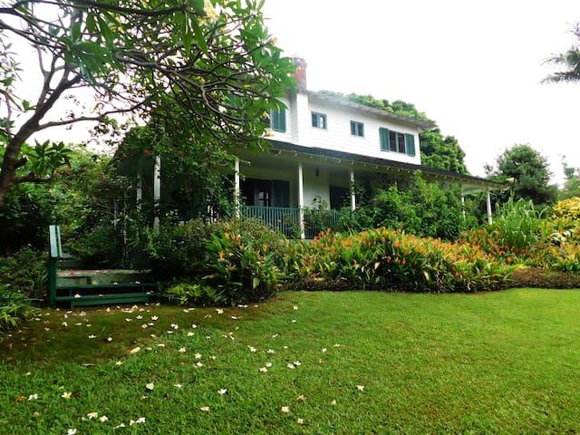 Pahala Plantation House