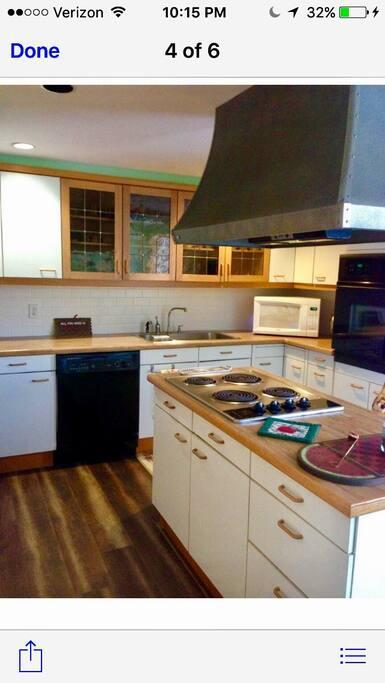 Main House-Kitchen