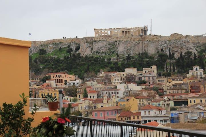 Athens Soul Apartments Psiri