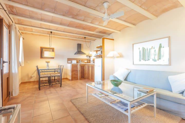 Apartamento con encanto en el campo - Lloret de Vistalegre - Apartment