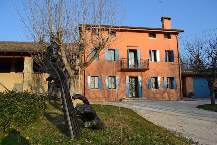 ASOLO Home ART STUDIO  - Maser - Huis