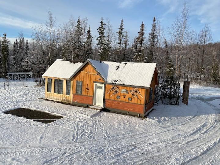 Peaceful Alaskan getaway  Cabin