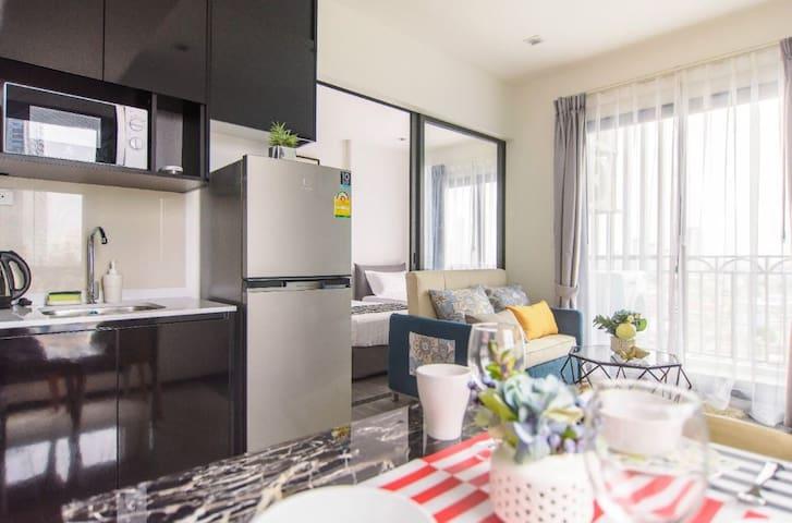 the Rich Sathorn-Taksin Condominium