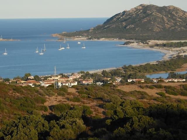 Appartamento vista mare Capo Comino - Siniscola - Appartement