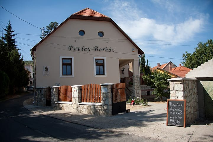 Paulay Winery and Guest house   - Tokaj - Casa