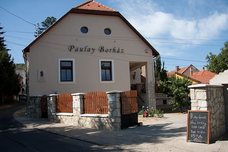 Paulay Winery and Guest house   - Tokaj - บ้าน