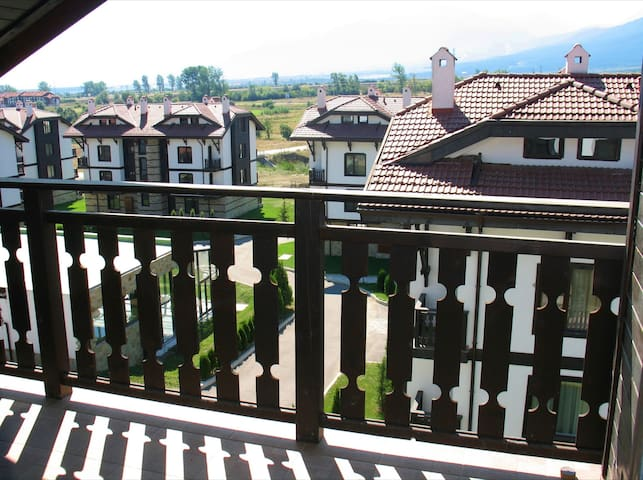 3 Mountains Resort & Spa - Unit 448 - Razlog - Byt