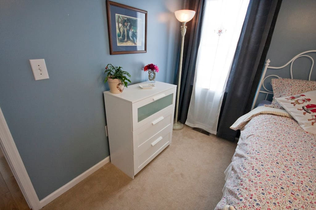 Dresser in room for your use