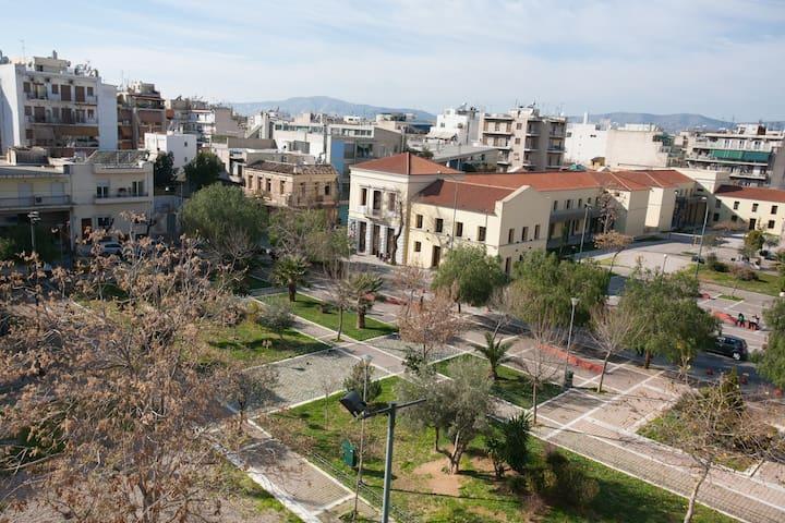 live@the historic center - Ateny - Apartament
