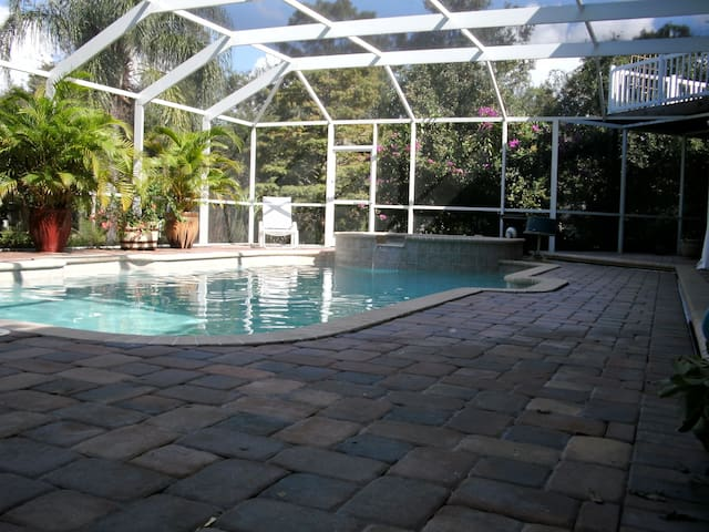 Clean and Serene - 15 min to Siesta! - Sarasota - Appartement