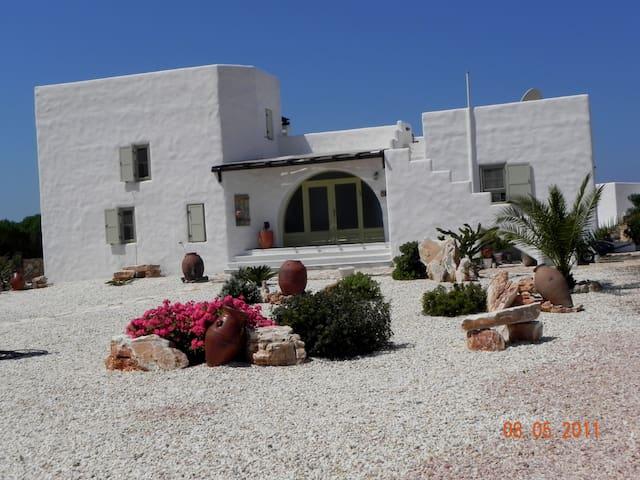 Villa Eden Paros Greece for holiday - Sotires - Villa