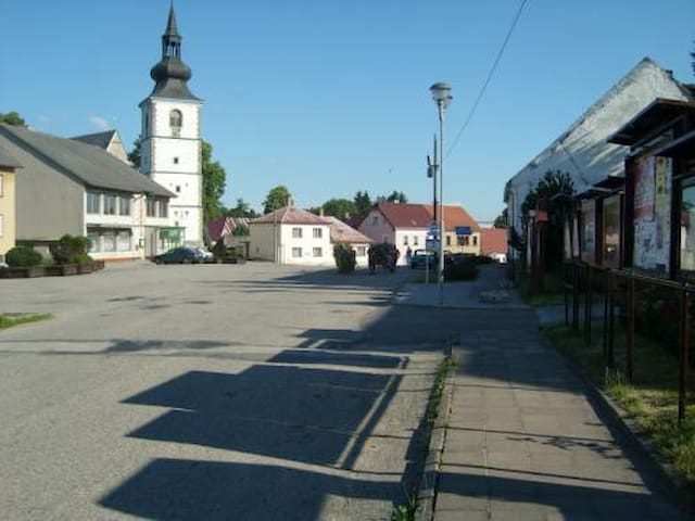 Ubytování v srdci České Kanady - Staré Město pod Landštejnem - Appartement