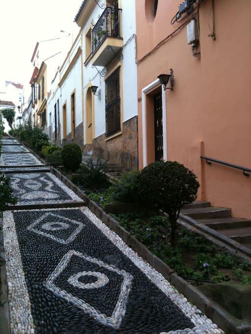 Quartier San Isidro, Algeciras