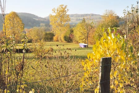 Yoga, Food & Wine - Burgundy. bed 6 - Chailly-sur-Armançon - Hus