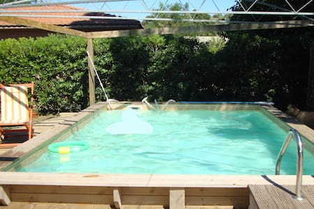 villa with pool -holyday in Tuscany - Piombino