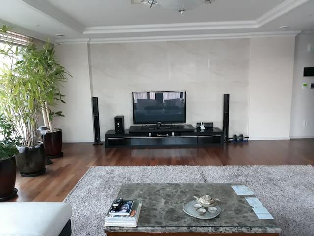 우리의 추억을 만드는 집 - Dangjin 3(sam)-dong - Lägenhet