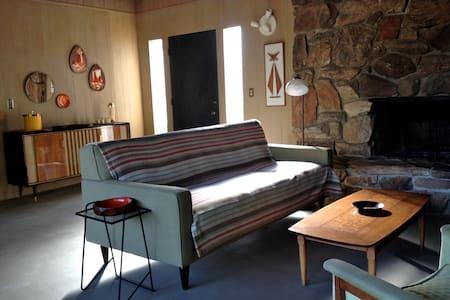 Mid-Century Desert Home - Borrego Springs