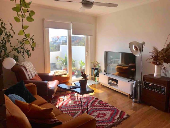 Seaside Apartment in the heart of Newcastle